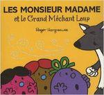 Couverture Les Monsieur Madame et le Grand Méchant Loup