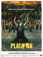 Affiche Platoon
