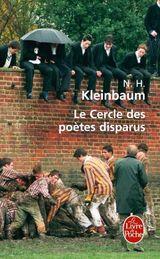 Couverture Le Cercle des poètes disparus