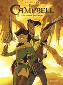 Couverture Le Redoutable Pirate Morgan - Les Campbell, tome 2