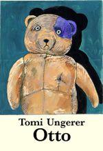 Couverture Otto, autobiographie d'un ours en peluche