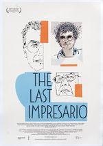 Affiche The Last Impresario