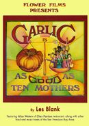 Affiche Garlic Is As Good As Ten Mothers