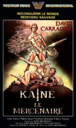 Affiche Kaine le mercenaire