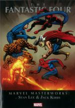 Couverture Marvel Masterworks: The Fantastic Four, Volume 8