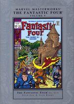Couverture Marvel Masterworks: The Fantastic Four, Volume 9