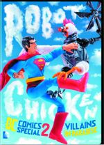 Affiche Robot Chicken DC Comics Special II: Villains in Paradise