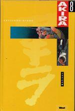 Couverture Déluge - Akira, tome 8