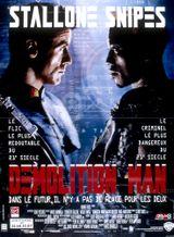 Affiche Demolition Man