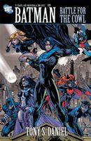 Couverture Batman: Battle for the Cowl