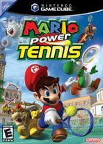 Jaquette Mario Power Tennis