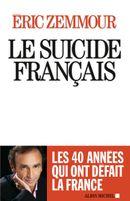 Couverture Le Suicide français