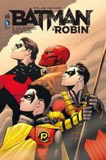 Couverture La Guerre des Robin - Batman & Robin, tome 2