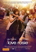 Affiche Love, Rosie