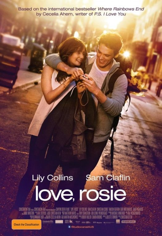 love rosie film 2014 senscritique. Black Bedroom Furniture Sets. Home Design Ideas