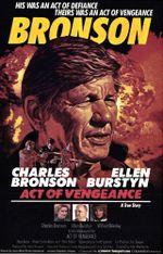 Affiche Acte de vengeance
