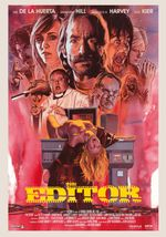 Affiche The Editor