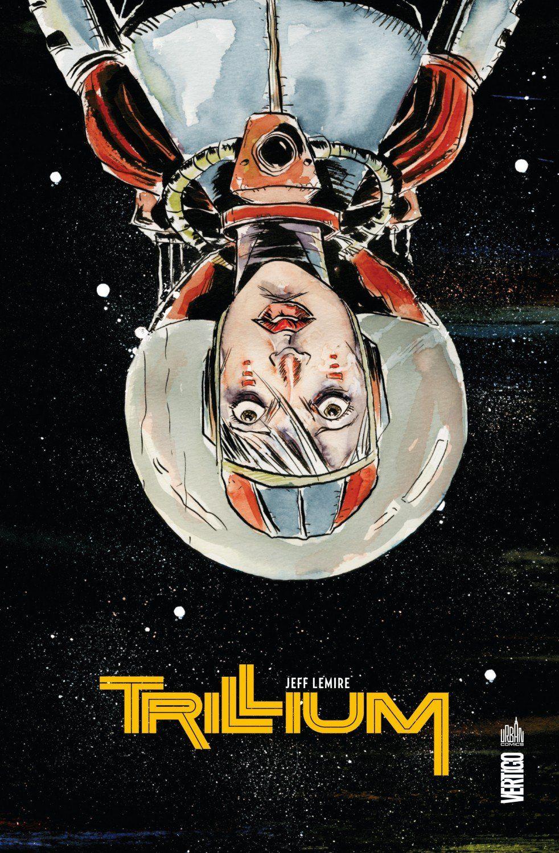"""Résultat de recherche d'images pour """"Trillium Jeff lemire couverture"""""""