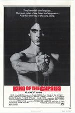 Affiche King of the gypsies