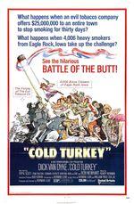 Affiche Cold Turkey