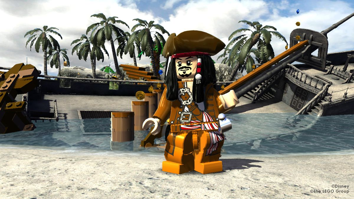 lego pirates des cara bes le jeu vid o 2011 jeu vid o. Black Bedroom Furniture Sets. Home Design Ideas