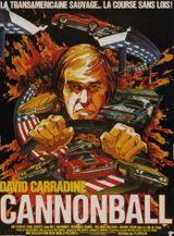 Affiche Cannonball