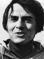 Photo Carl Sagan