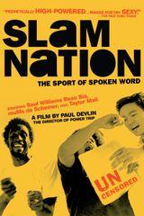 Affiche SlamNation