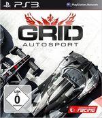 Jaquette GRID Autosport