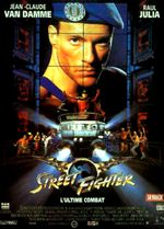 Affiche Street Fighter : L'Ultime Combat