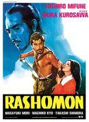 Affiche Rashômon