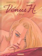 Couverture Anja - Vénus H., tome 1