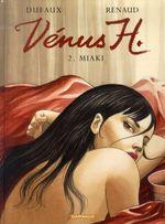 Couverture Miaki - Vénus H., tome 2