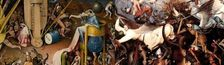 Cover Jérôme Bosch vs. Pieter Brueghel l'Ancien (cover album)