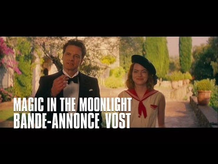 Video de Magic in the Moonlight