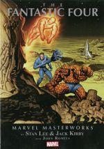 Couverture Marvel Masterworks: The Fantastic Four, Volume 10