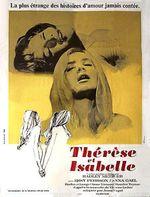 Affiche Thérèse et Isabelle