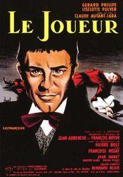 Affiche Le Joueur