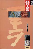Couverture Lumières - Akira, tome 12
