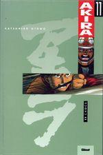 Couverture Chocs - Akira, tome 11
