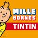 Jaquette Mille Bornes Tintin