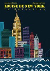 Couverture Louise de New-York, la détective