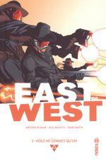 Couverture Nous ne sommes qu'un - East of West, tome 2