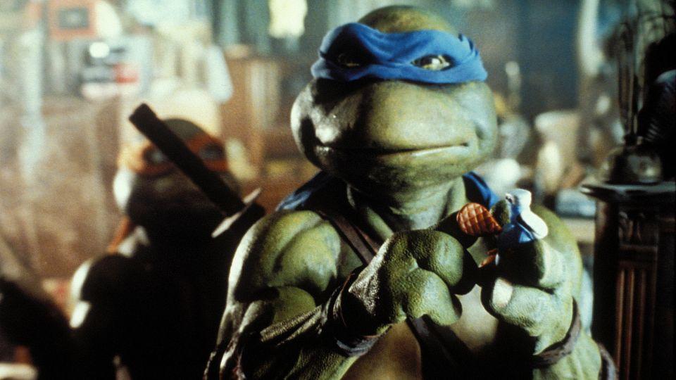 Affiches posters et images de les tortues ninja le film - Le rat des tortue ninja ...