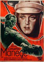 Affiche Manege