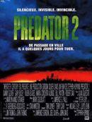Affiche Predator 2
