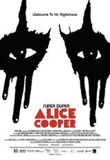 Affiche Super Duper Alice Cooper