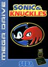 Jaquette Sonic & Knuckles