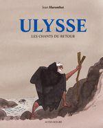 Couverture Ulysse, les chants du retour