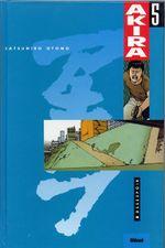 Couverture Désespoir - Akira, tome 5